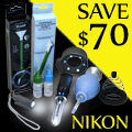 Flexo-Nikon Bundle.
