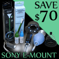 Flexo-Sony E-Mount Bundle.